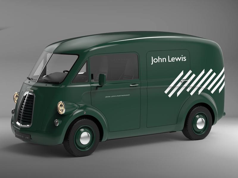 Morris JE John Lewis